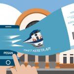 Cara Mudah Membeli Tiket Kereta Api Menggunakan Aplikasi BliBli